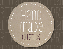 Handmade crafts and arts – For clients