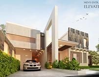 Villa 25x60