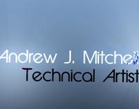 AJM VFX // Technical Artist Reel 2012