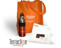 Terraclime Geothermal Branding