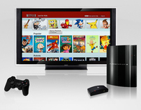 Netflix Just for Kids -PS3
