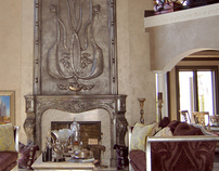 Custom Made Architectural Elements | Bronze Decor
