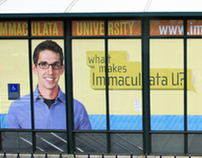 Bus Shelter Campaign