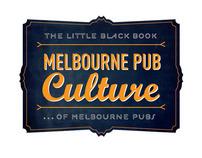 Melbourne Pub Culture Identity and Blog Design