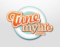 Tunemylife - Music website