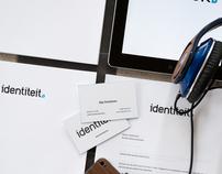 Identiteit & Media corporate identity