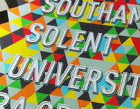 Southampton Solent Promotional Poster
