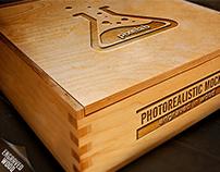 Photorealistic Logo MockUp