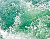 Sea Foam or What Color is Blue/Green