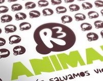 Logo R3 animal