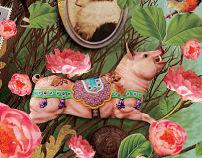 Maya Prass 09/10 - Magpie Collection
