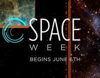 Space Week Television Promos