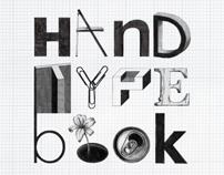 HAND TYPE BOOK