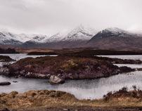 Scotland Mountains - Landscapes