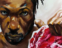 Africa blood