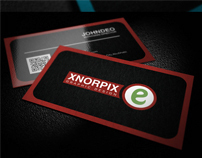 Education Business Card
