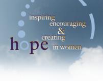 Hope's Crossing Website Re-Design