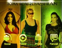 Kim Kardashian Android and Blackberry App
