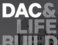 Visual identity for the Danish Architecture Centre