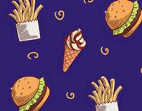 Foodie patterns