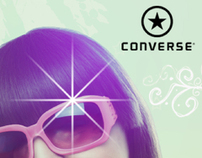 SCAD - Converse Youth Ad Campaign