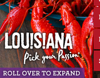 Louisiana Spring CEO Ads