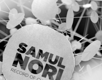 Samul Nori Music Poster