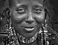 Massaï village-Kenya