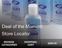 Tuesday Morning Retail Store UI