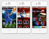 Rohit Sharma Fan App (indian cricketer)