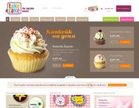 Take A Cake Online Shop