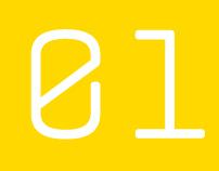 Struqtura Custom Typeface
