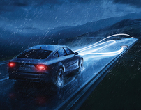AUDI - BI-XENON HEADLIGHTS