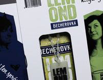 Limited edition for Becherovka Lemond