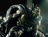 BATMAN - redesign