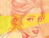 Illustrations - Girls
