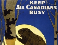Canadian World War I Posters