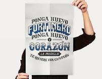 Velez & Newells | Línea Indumentaria Informal Fútbol