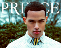 Behind The Cover: Prince Magazine S/S '12