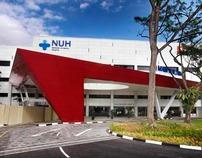 National University Hospital Signage System