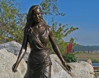 Custom Bronze Monuments | Life-Size  Bronze Portraits