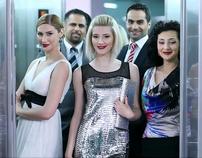 Poker TV program commercial