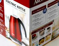 Electric Kettle Packaging