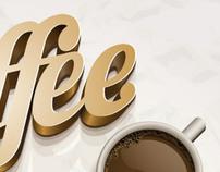 Coffee, tea and milk