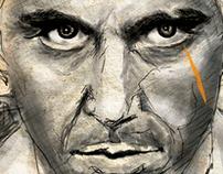 Tony Mantana Portrait