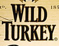 Wild Turkey Rare Breed - Print