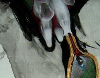 Colibri (canvas)