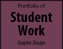 Student Work: Graphic Design