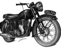 Velocette MAC 1954
