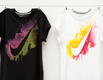 Nike Global Tees